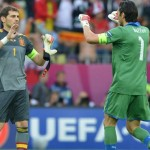 Casillas vs Buffon – the big two
